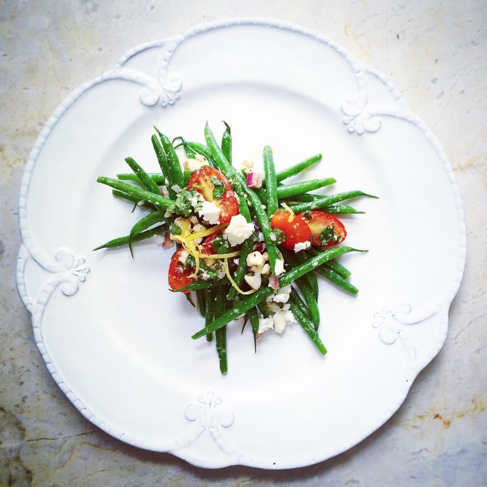 haricot-vert-salad